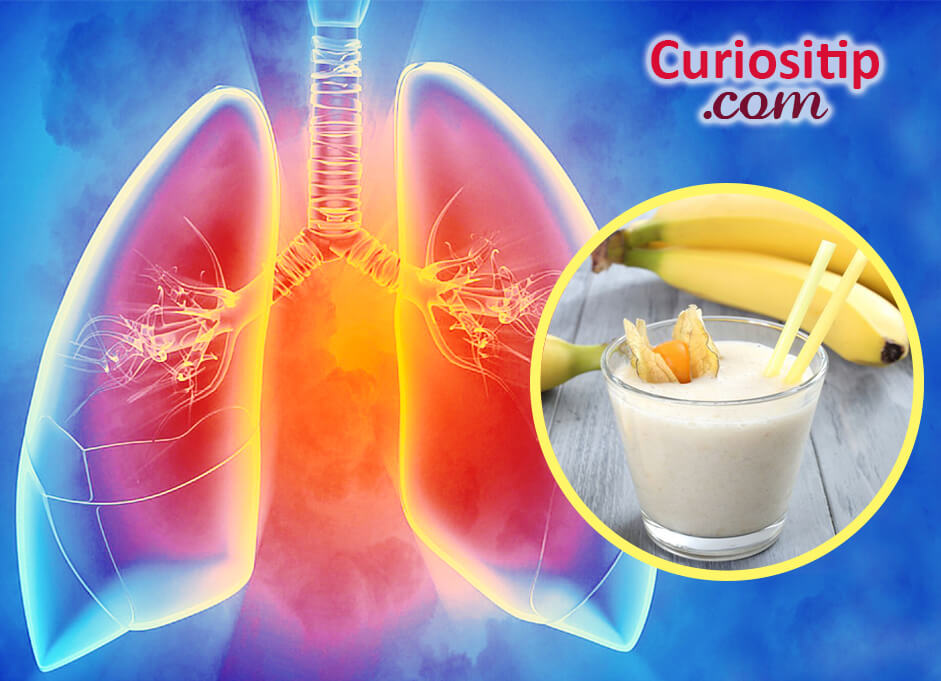 Licuados contra Asma, Bronquitis y Tos con Flema