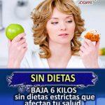 tips-para-bajar-de-peso-sin-hacer-dietas