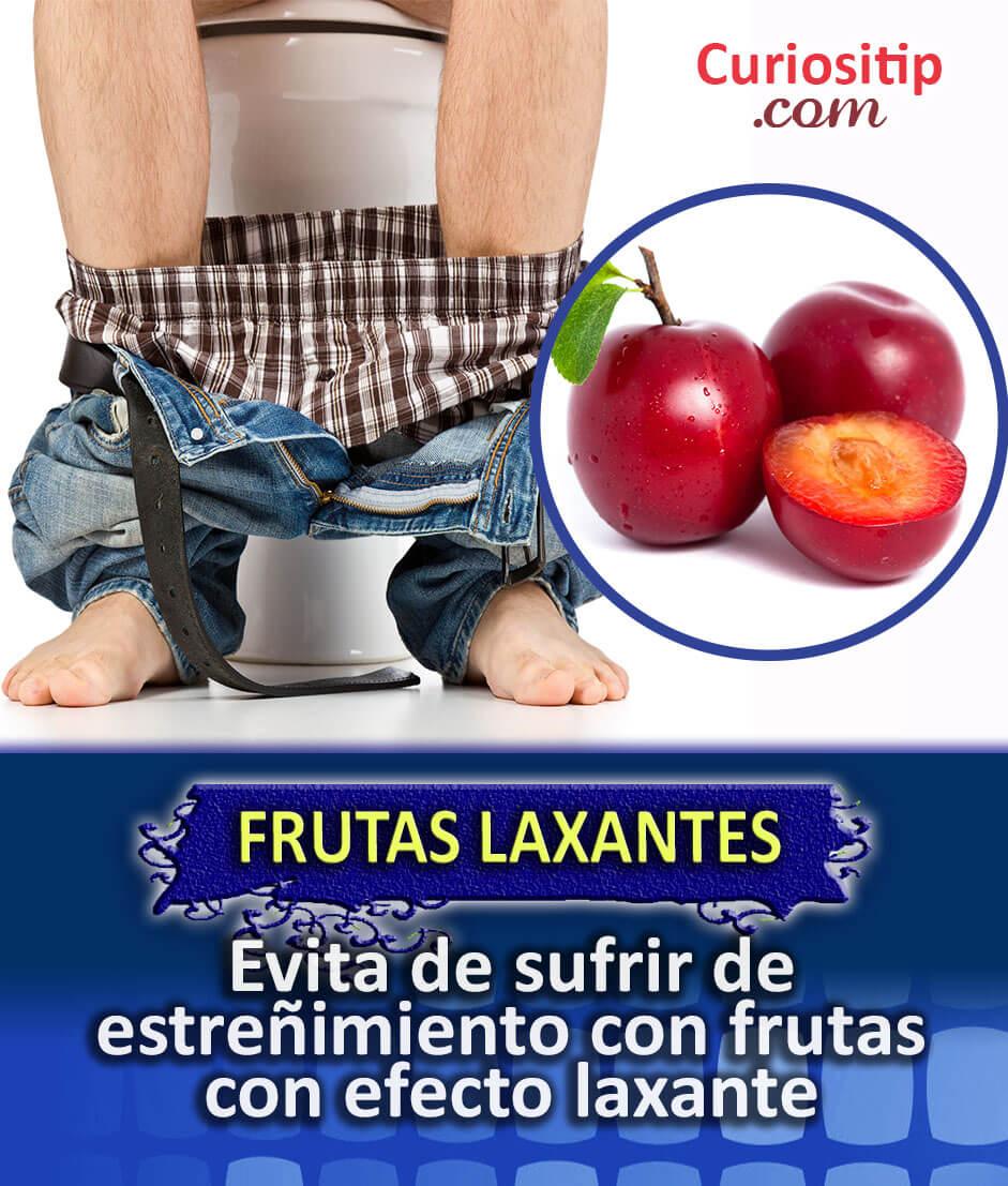 4 frutas con efecto laxante ricas y efectivas curiositip - Frutas para ir al bano ...