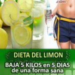 dieta-del-limon-baja-5-kilos-en-5-dias