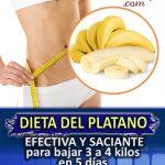 la-dieta-del-platano-para-perder-peso-rapido