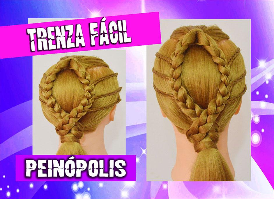 Peinados Cabello Largo Recogido Trenzas Cortes De Pelo Populares 2019